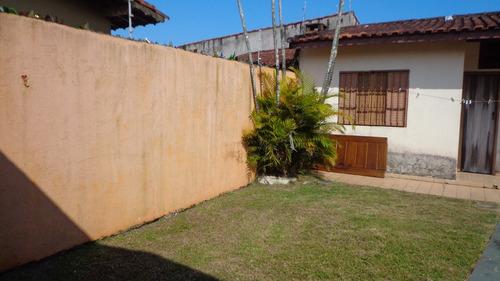 casa à venda isolada em itanhaém. ref.257 cris