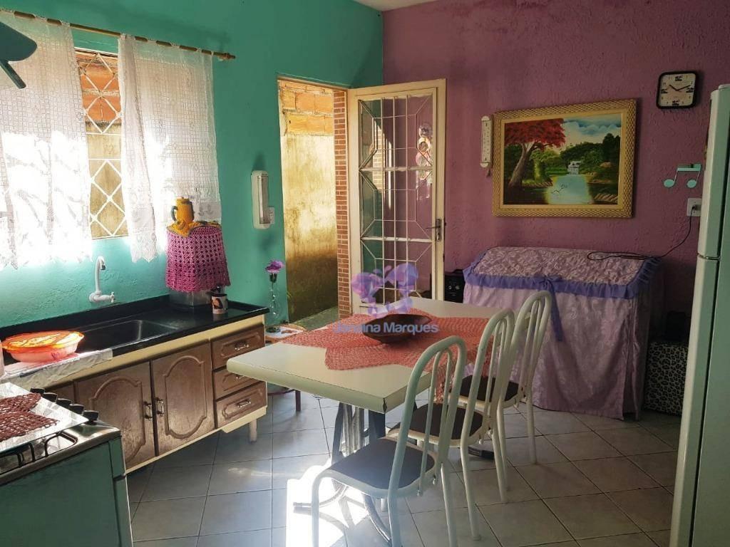 casa à venda, jardim brasil , araçariguama/sp. - ca0162