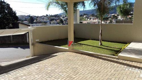 casa à venda, jardim paulista, atibaia - ca0098. - ca0098