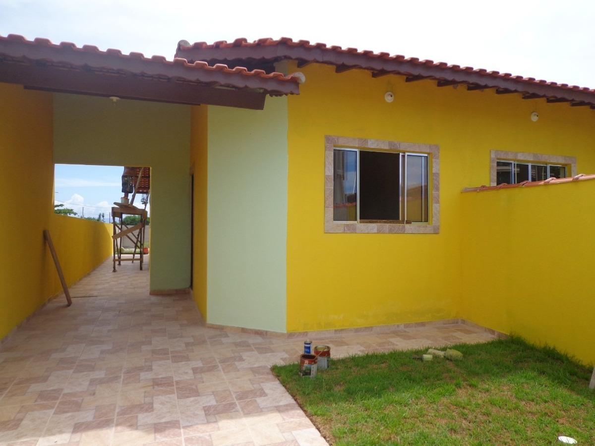 casa à venda na praia 2 dormitórios