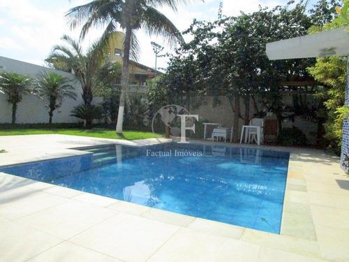 casa à venda no acapulco - guarujá/sp - ca2693