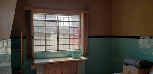 casa à venda no bairro baeta neves, 2 dorms, 2 vagas, ac: 160 m2, at: 240 m2 - 3358