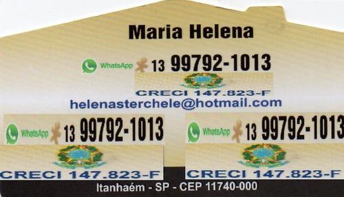 casa à venda  no bairro nova itanhaém. ref. 0495 m h