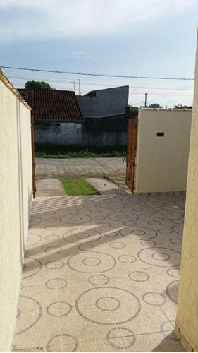 casa à venda no bairros savoy itanhaém. ref 464/142cris