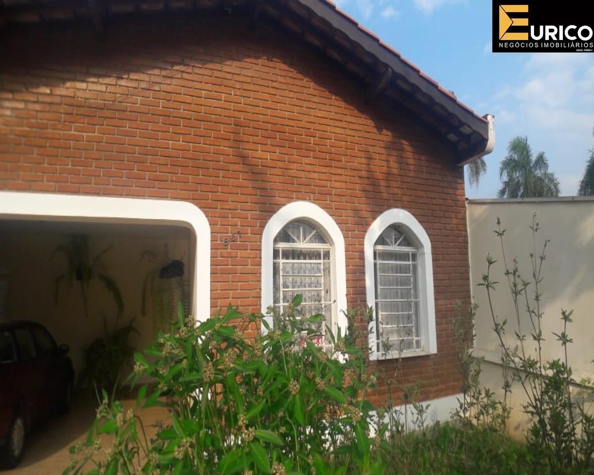 casa à venda no centro de vinhedo,  com 3 dormitórios e 1 suite com sala enorme e armários embutidos. - ca02122 - 34791787