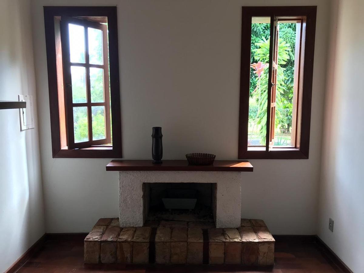 casa à venda no condomínio fazenda solar em igarapé! - ibl760