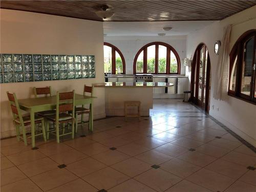casa à venda no condomínio fechado hanga roa - praia exclusiva! - ca0039