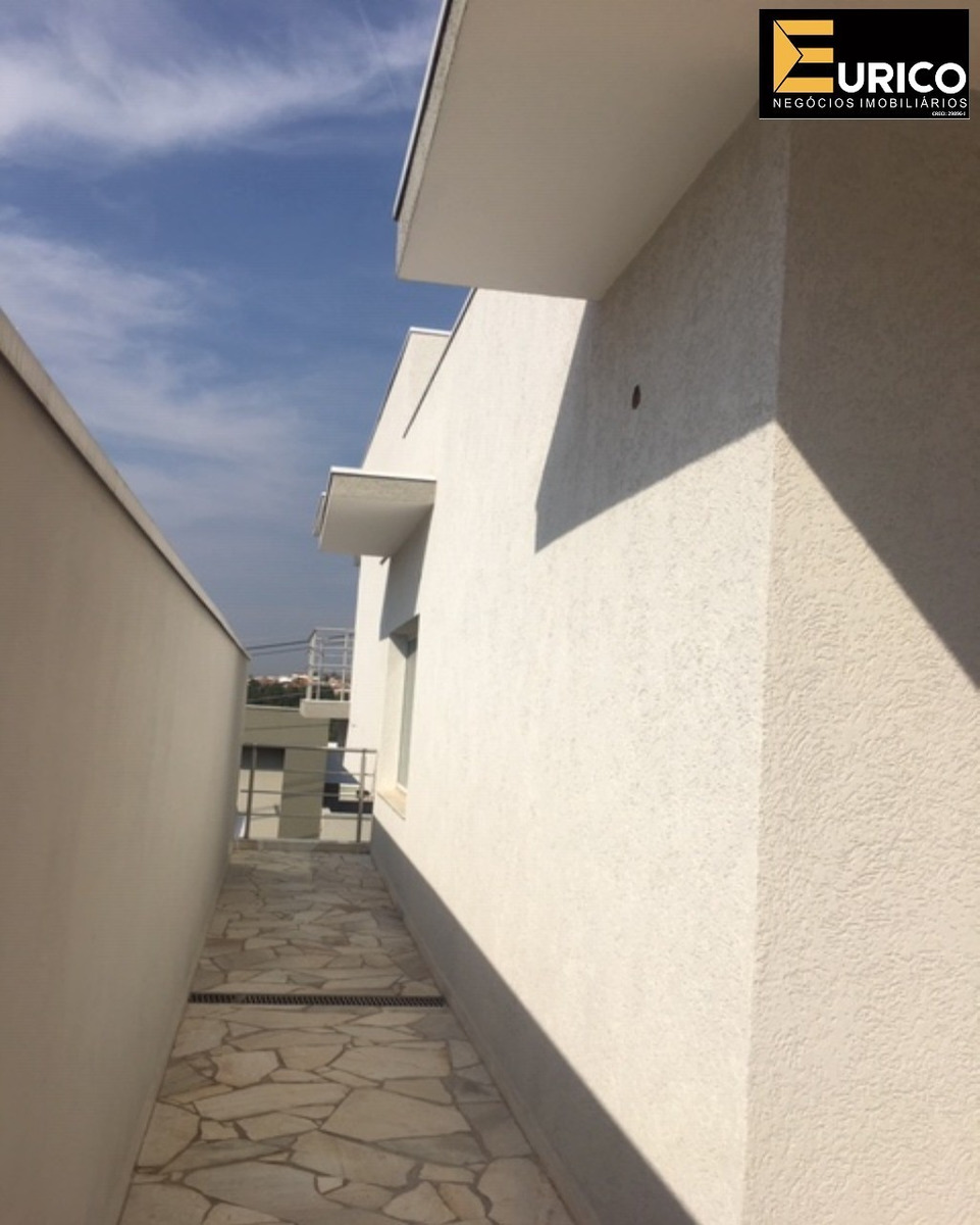 casa à venda no condomínio le village em valinhos sp - ca01849 - 34405698