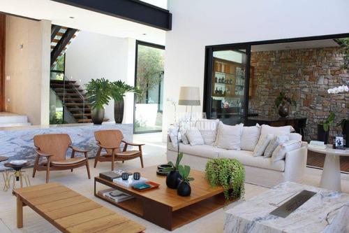 casa à venda no condomínio terras de são josé em itu. - ca6721