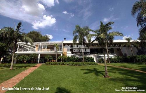 casa à venda no condomínio terras de são josé em itu - ca7020