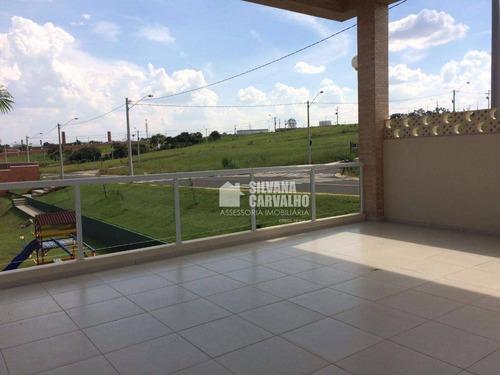 casa à venda no condomínio village moutonnée em salto - ca6886