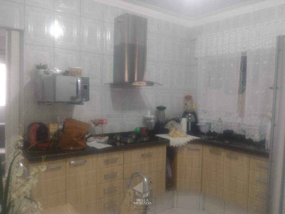 casa à venda no jd santa eulália em limeira, sp - ca-574-1