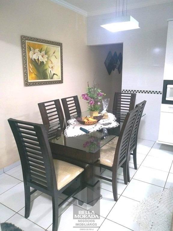 casa à venda no jd santina estuda permuta - ca-703-1