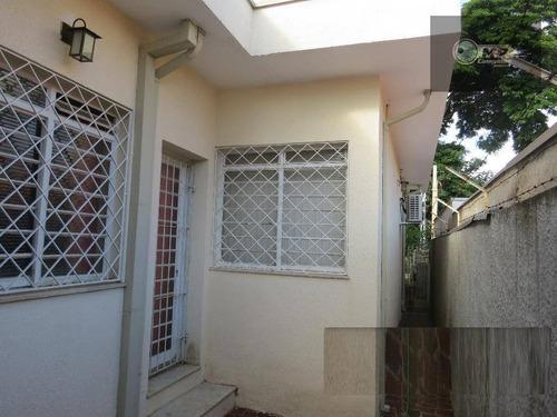 casa à venda , ótima localização no jardim chapadão - ca0317