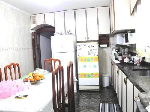 casa à venda  - pauliceia - são bernardo do campo/sp - ca3757