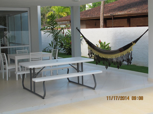 casa à venda pé na areia em ubatuba litoral norte. 392