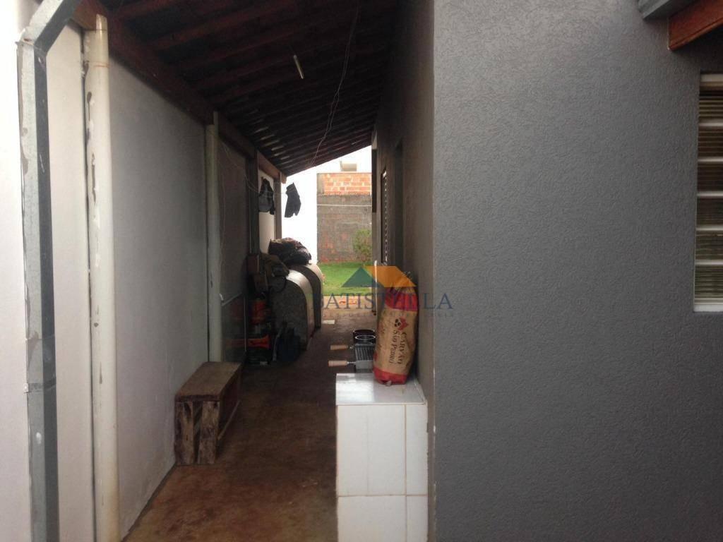 casa à venda por r$ 290.000 - jardim santa adélia - limeira/sp - ca0620