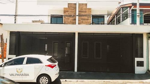casa à venda por r$ 565.000 - jardim das indústrias - são josé dos campos/sp - ca0132