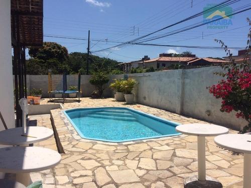 casa à venda - praia do bessa - joão pessoa - pb - ca0197