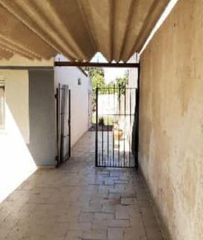 casa venta 2 dormitorios y terreno 400 mts 2- manuel b gonnet