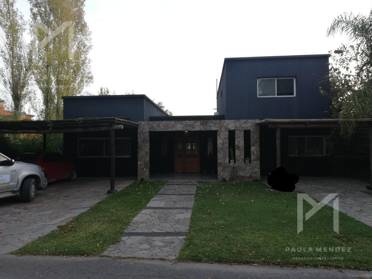 casa - venta - 6 ambientes  - barrio cerrado fincas de maschwitz - maschwitz - escobar