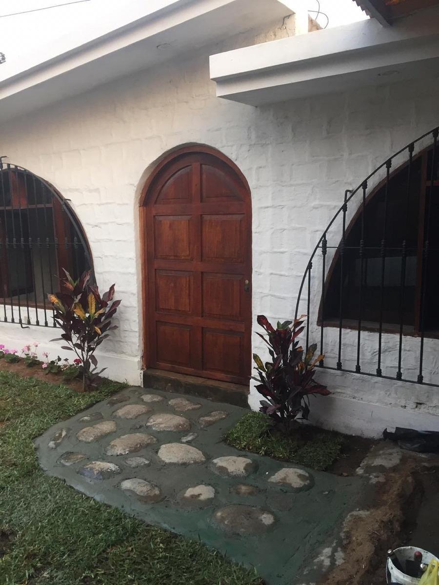 casa venta chaclacayo