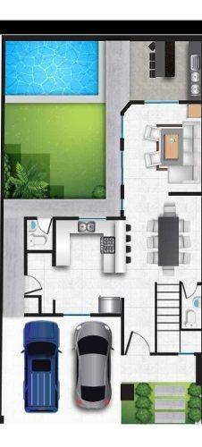 casa venta cumbres de santiago alberca carretera nacional santiago nl | casa en venta
