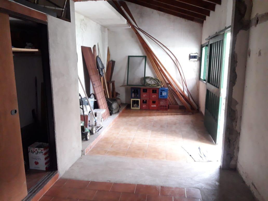 casa venta de 1 dormitorio y  lote 10 x 40 mts sobre avenida 25 - manuel b gonnet