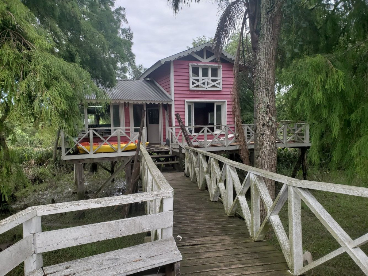 casa venta delta tigre - arroyo correa - correa coral