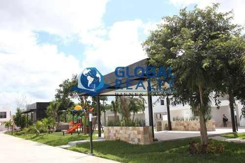 casa venta en mérida, privada botánico zona cholul. cv-5169