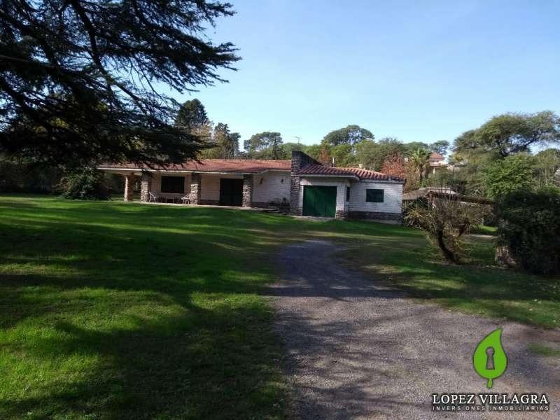 casa venta en villa allende golf. zona norte córdoba