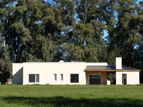 casa venta estilo campo moderno. luján.