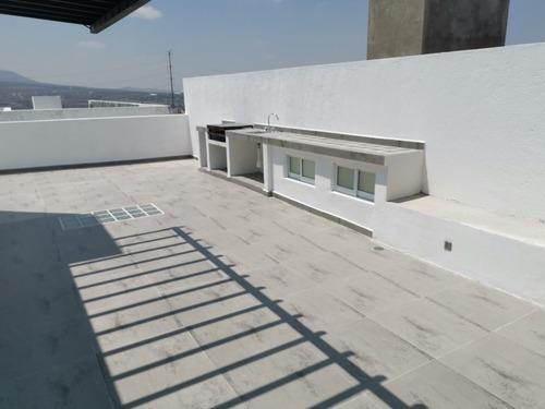 casa venta fraccionamiento privado mirador el marques queretaro roof garden