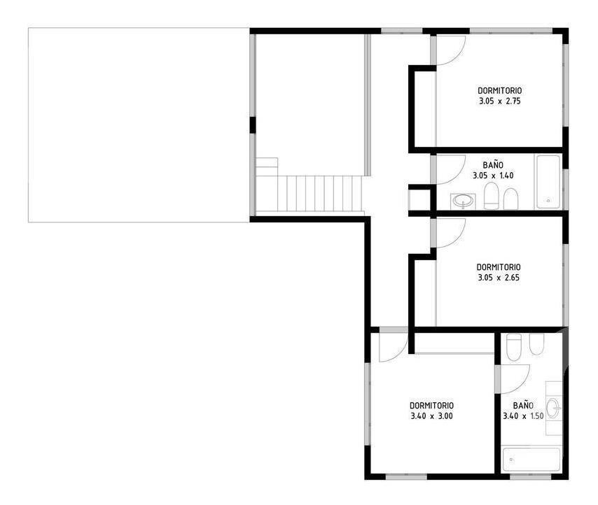 casa venta -  pinamar