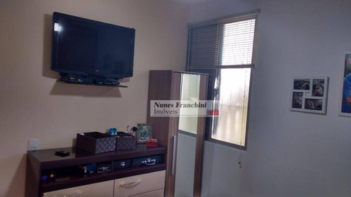 casa verde-zn/sp - apartamento 2 dormitórios, 1 vaga - ap5823