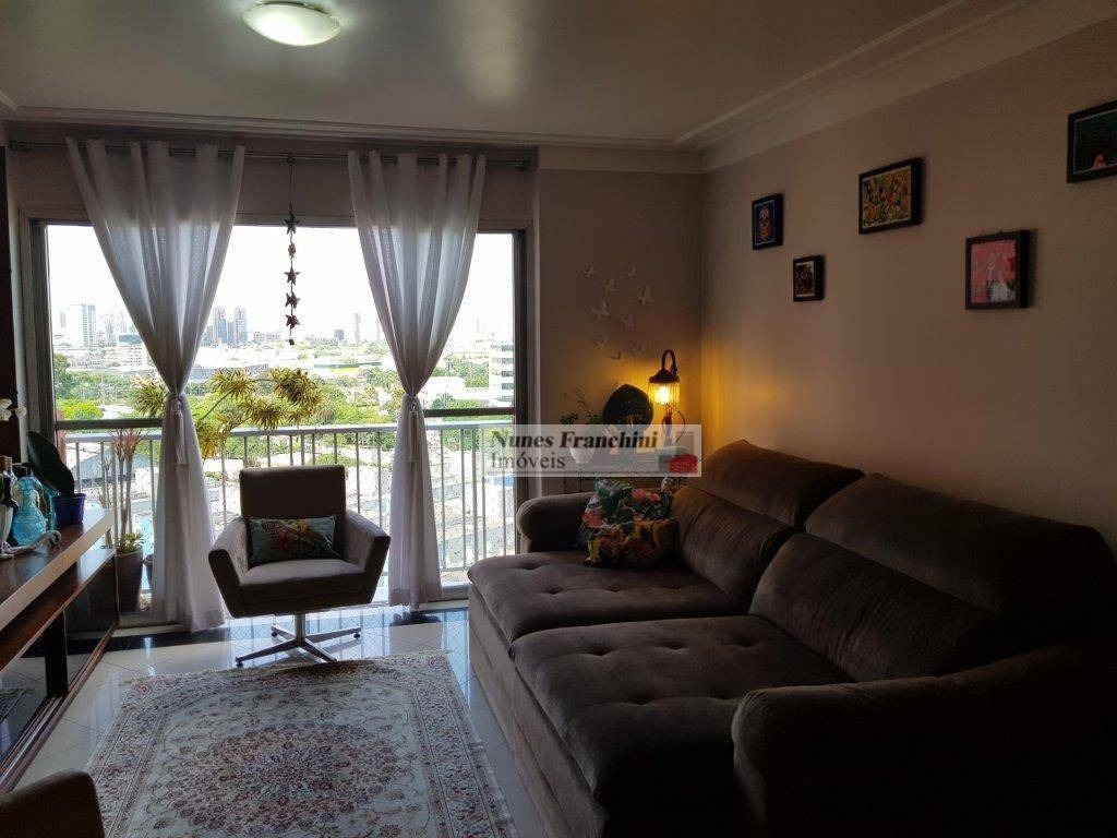 casa verde - zn/sp- apartamento 3 dormitórios, 2 suítes, 1 vaga, 96 m² - r$ 598.000,00 - ap6818