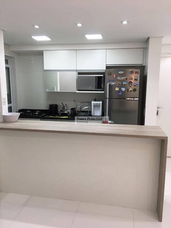 casa verde-zn/sp - apartamento garden 2 dormitórios,1suíte,1 vaga, 64m²au - r$ 565.000,00 - gd0001