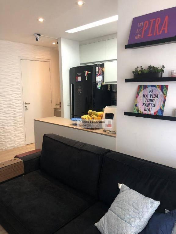 casa verde/sp - apartamento 2 dormitórios, 1 vaga - r$ 670.000,00 - ap7277