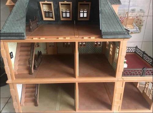 casa victoriana de playmobil