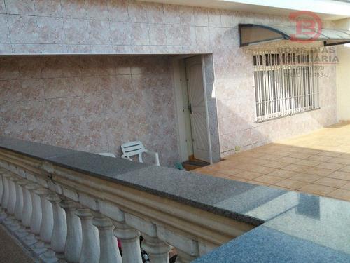 casa - vila frugoli - ref: 6594 - v-6594