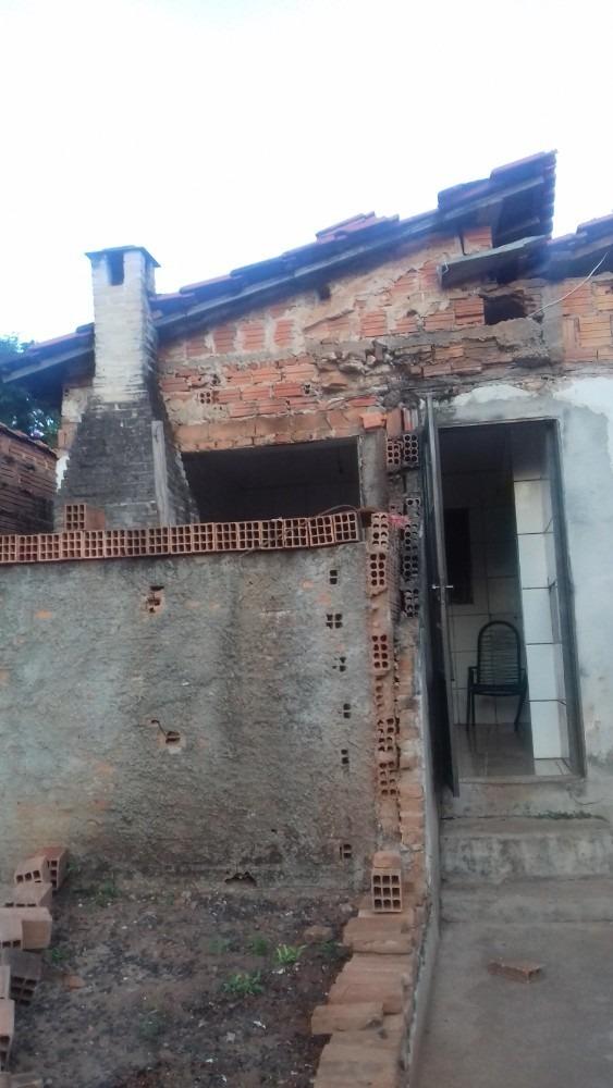 casa vila harmonia com edicula no fundo