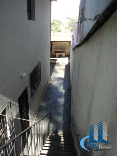 casa - vila parque jabaquara - ref: 132 - v-132