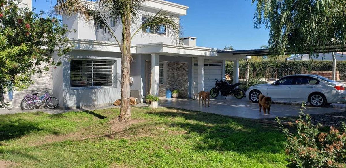 casa villa allende e53  barrio cerrado residencial rural