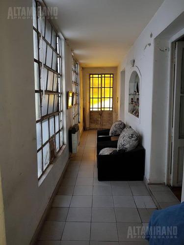 casa - villa ballester. casa lote propio 7.50 x 50 m.