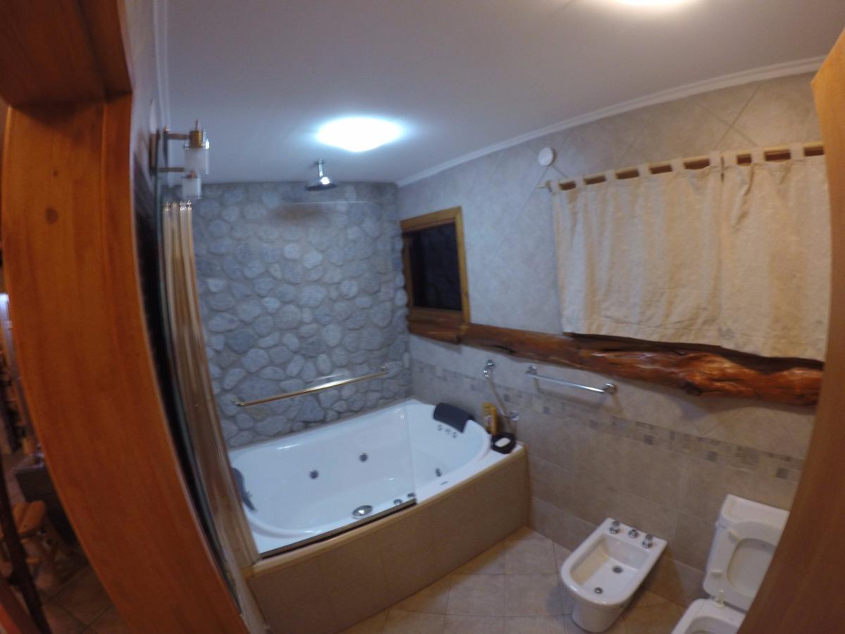 casa villa la angostura( aires del  manzano )  6 pax