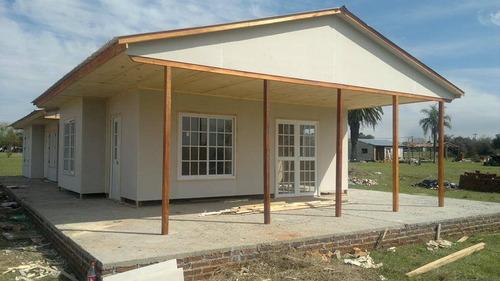 casa viviendas, prefabricadas o premoldeadas. cabañas.