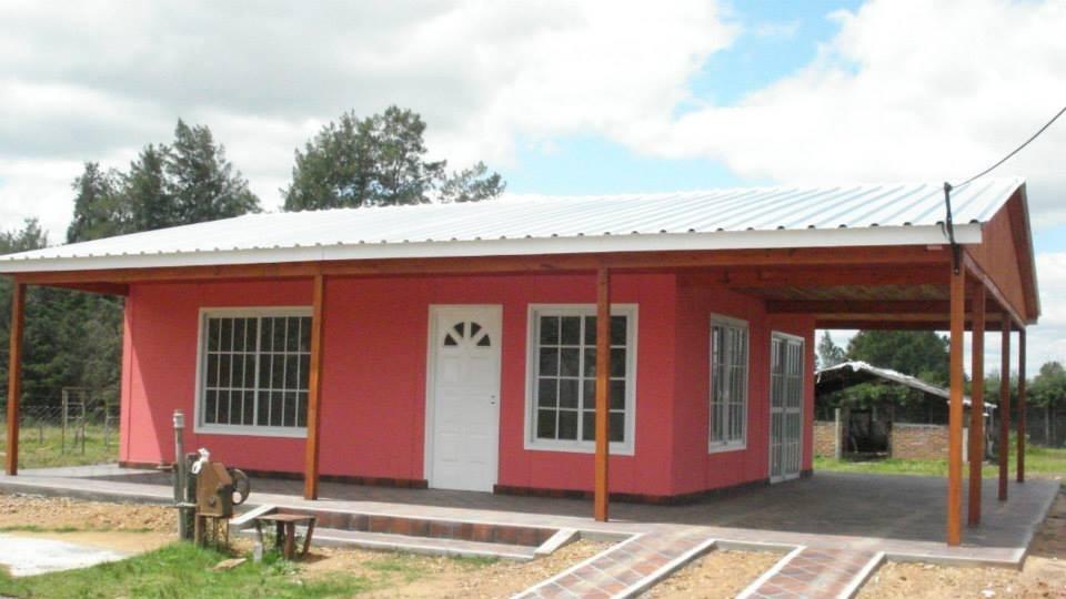 Casa viviendas prefabricadas o premoldeadas caba as - Cabanas casas prefabricadas ...