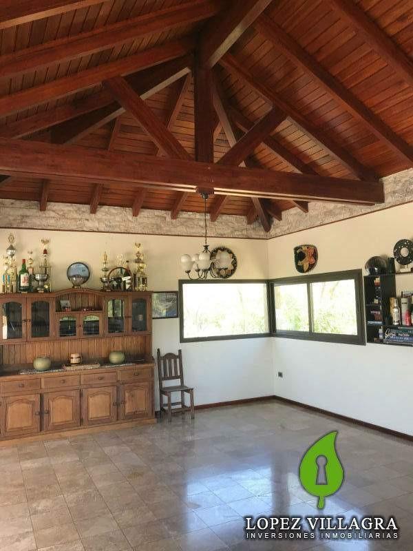 casa vta. b° cerrado san isidro villa allende  zona norte córdoba -