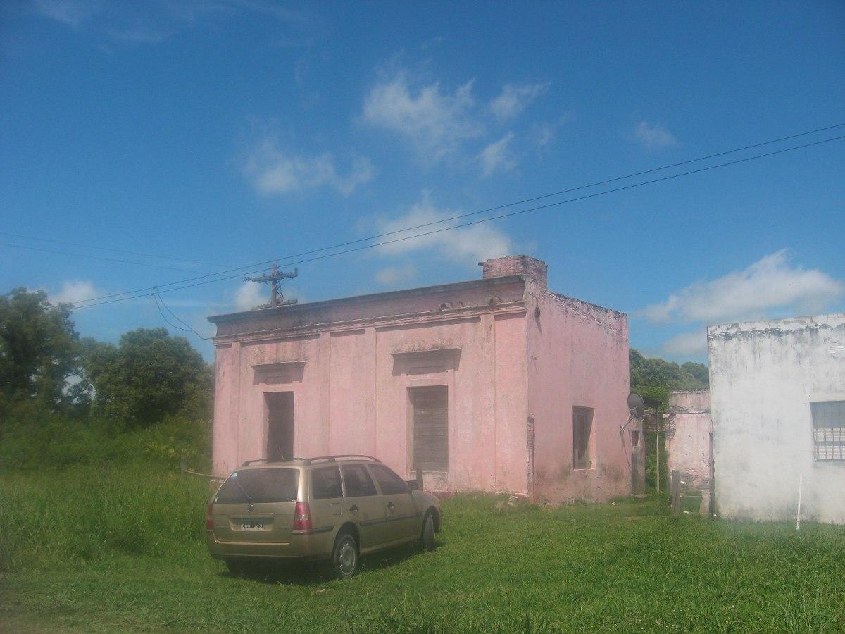 casa y depto en media ha de tierra .gualeguay