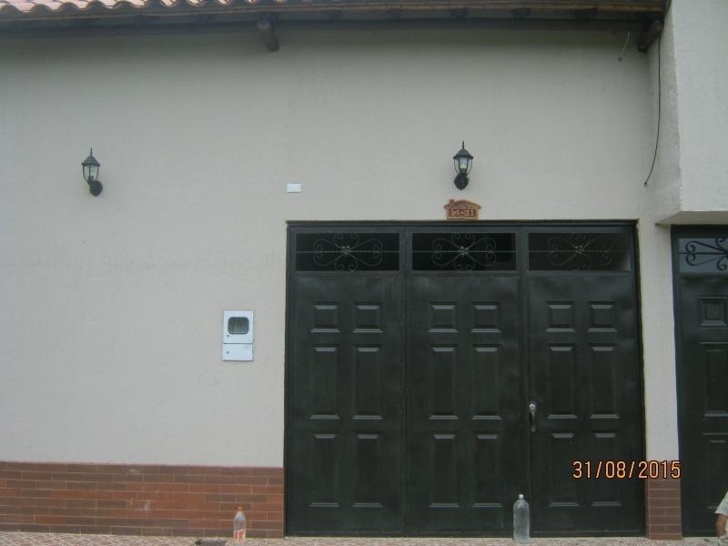 casa y estadero campestre